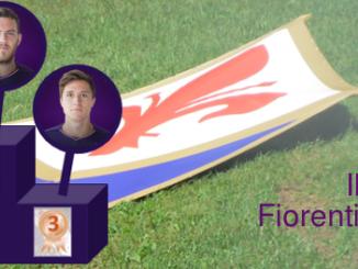 Podio Fiorentina-Lazio